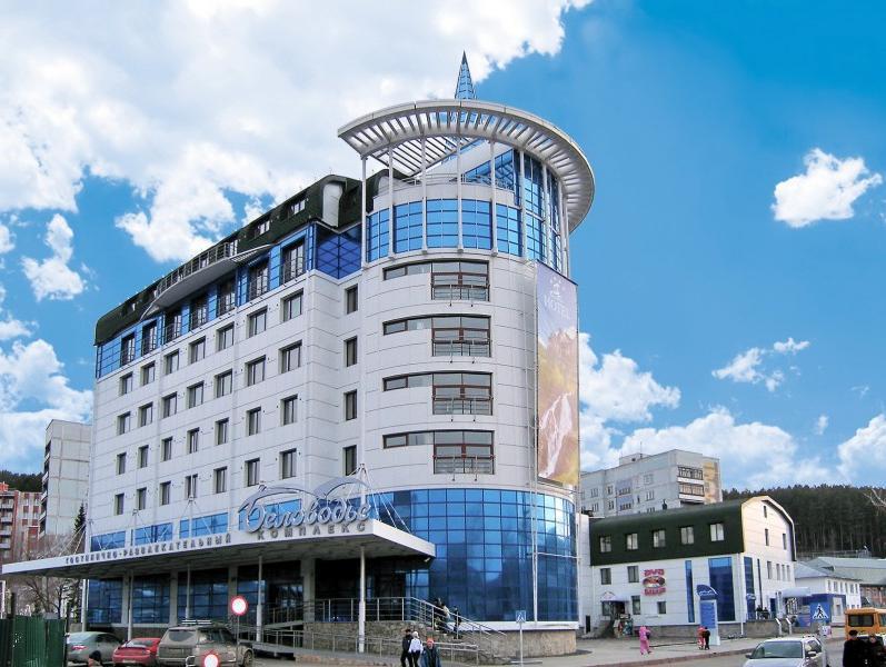 Синий шпиль Беловодья